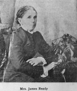 This image of Mary Ready was taken from the Daily Mercury publication, Jubilee of Mackay 1862-1912