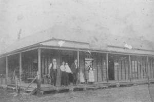 The original General Gordon Hotel Courtesy of Mackay History (http://www.mackayhistory.org)